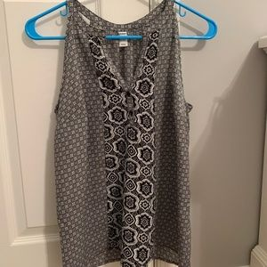 Old Navy tank top blouse